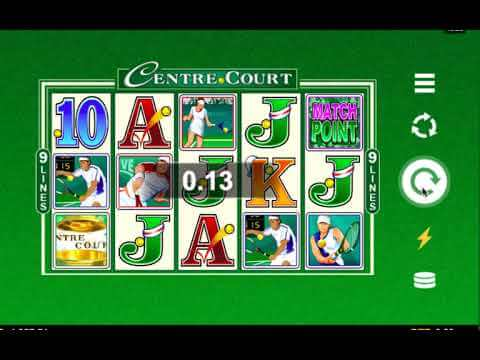 Centre Court Slot Review & Guide for New Players Online