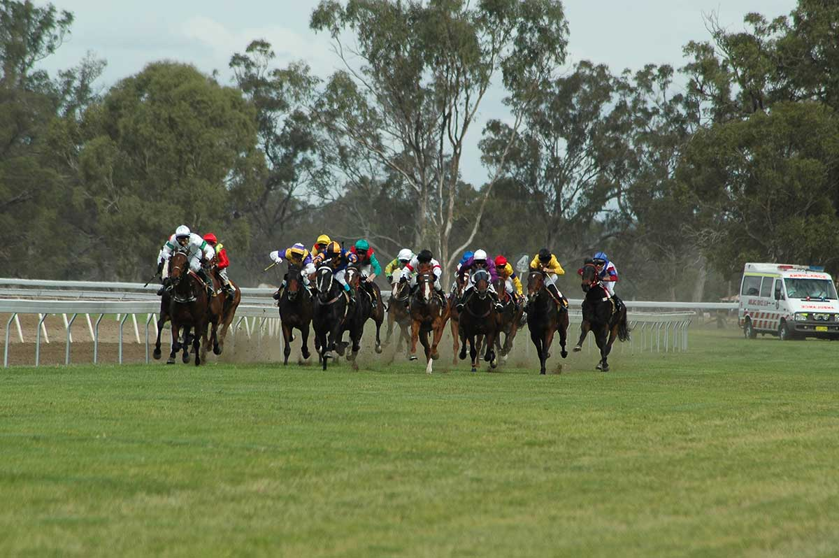 Gunnedah Race Course and Gunnedah Cup Racing