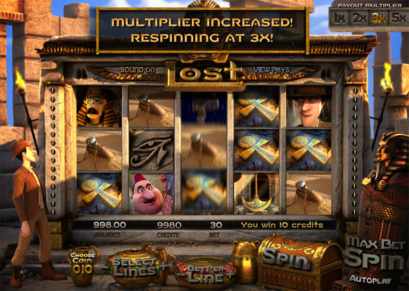 What Everyone Ought To Know About Lost Slot