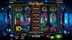 Owl Eyes Online Slots Game